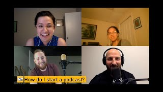 How do I start a podcast? - The Tech Nook