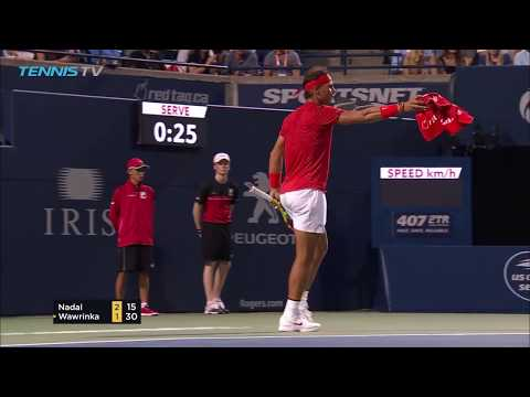 Funniest Moments & Fails from Rogers Cup 2018