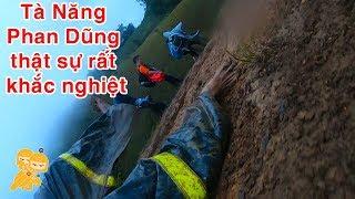 Tà Năng - Phan Dũng cung đường Trecking NGUY HIỂM NHẤT MIỀN NAM - Xe Ôm Vlog