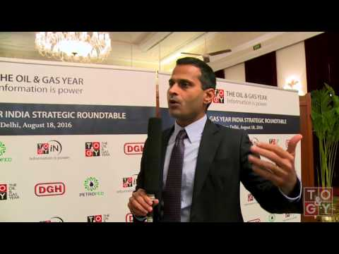 TOGY Talks To Ashish Bhandari, CEO For GE Oil & Gas India