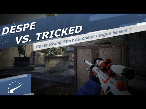 despe vs. Tricked - Razer Rising Stars European League Season 1