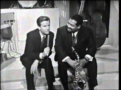 Dick Clark Interviews Cannonball Adderly- American Bandstand