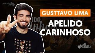 APELIDO CARINHOSO - Gusttavo Lima (aula de violão simplificada)