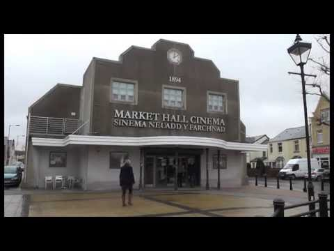 CRT Showcase 2016 - Brynmawr Market Hall Cinema
