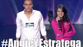 """Anggie y Stratega """"Ecuador Tiene Talento Parte 3"""""""