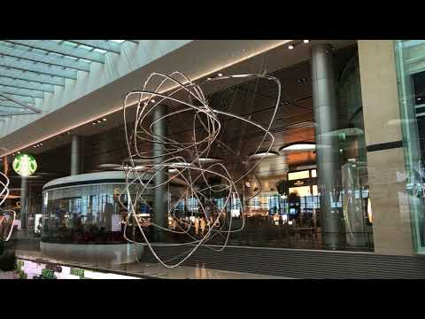 Changi Airport Singapore, Terminal 4 Art