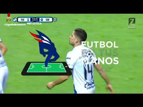 Puebla Santos Laguna Goals And Highlights