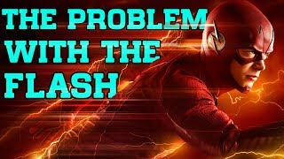 Why The Flash is A Bad Show
