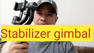 PNY MOBEE GIMBAL STABILIZER 3axis UNBOXING #pny #mobee # gimbal #stabilizer #algannim