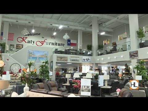 Katy Furniture Has A Brand-new Showroom | HOUSTON LIFE | KPRC