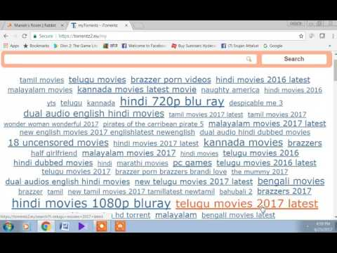 how to download latest movies 2017 1000%...