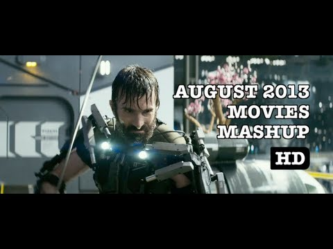 NEW FILM PREVIEWS: August 2013 Movies Mashup HD