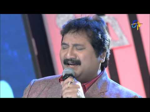 Thillana Thillana Song - Mano,Sunitha Performance in ETV Swarabhishekam - 3rd Jan 2016