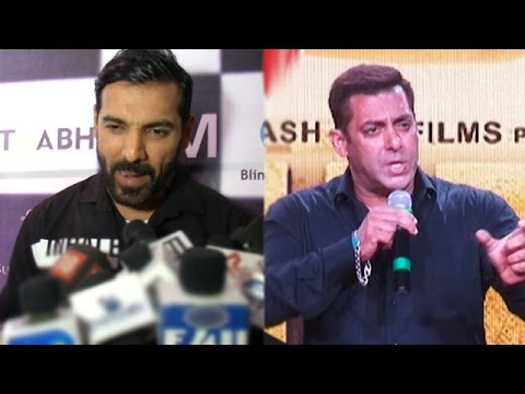 John Abraham Targets Social Media Trolls | Salman Khan To Tour For Two Years