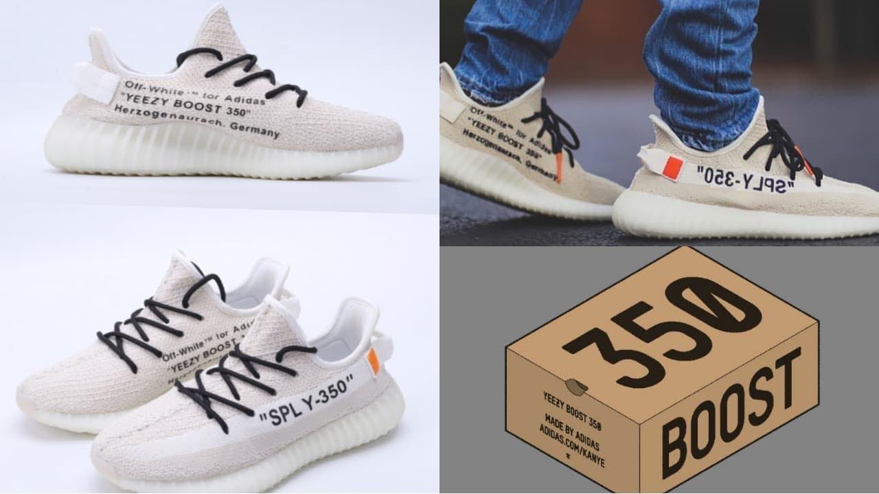 new product 31689 621b9 Adidas Yeezy 350 V2 Boost Custom
