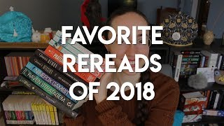 Favorite Rereads of 2018