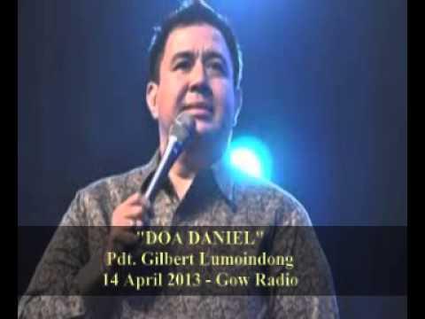 Doa Daniel - Pd. Gilbert Lumoindong