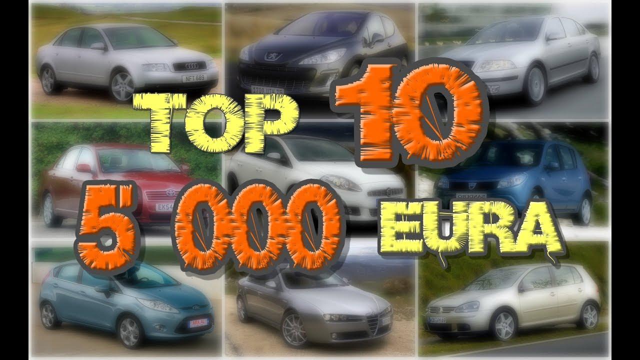 Najbolji Auto Do 5 000 Youtube