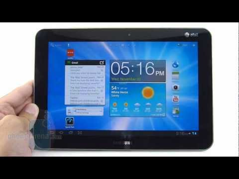 Samsung Galaxy Tab 8.9 LTE Review