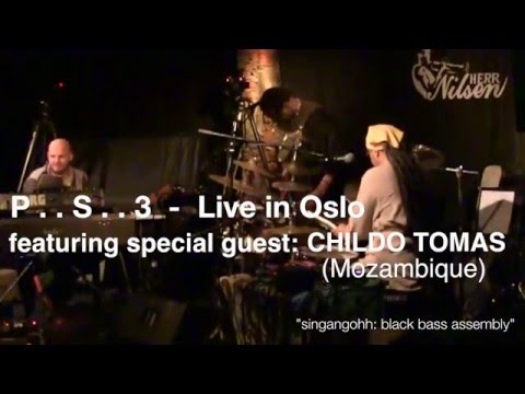 P..S..3 Live in OSLO - Concert Promo Sampler (26 Minutes) 5-