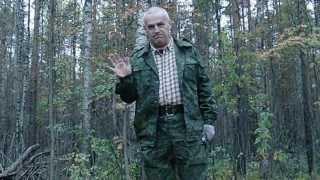 Секретный бросок ножа времён НКВД