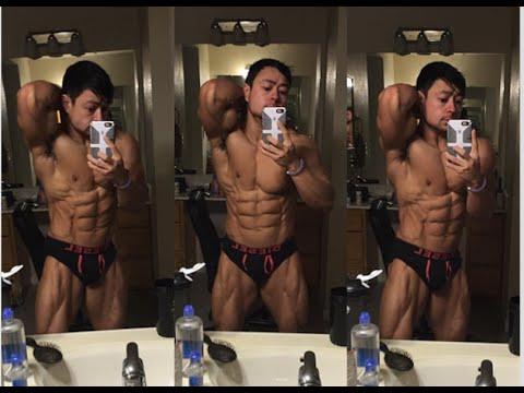 Matt Ogus - 3 Days Out - Back and Biceps
