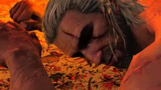 Witcher 3 (PS4) - Ciri visits a brothel