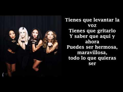 "Little Mix ""Little Me"" (Traducida)"