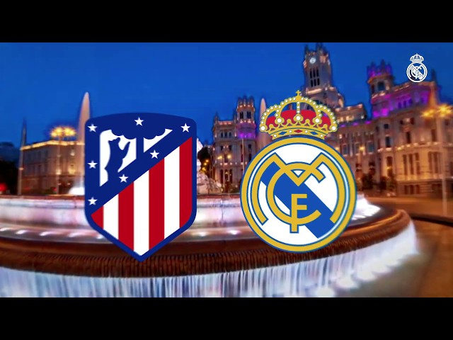 Atlético de Madrid vs Real Madrid | 1-3