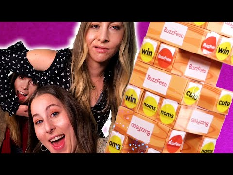Haim Plays Truth Or Dare Jenga