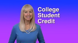 College Student Credit