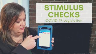 STIMULUS CHECKS - How to Update Your Direct Deposit Info on IRS.gov