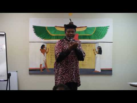 """Auset (part 3) What is """"God"""" to African People?"""