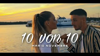 Mario Novembre - 10 von 10 (prod. Yung Ares & FOOS)