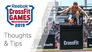How To Prepare For The Crossfit Open 2019 & Balance Work/life