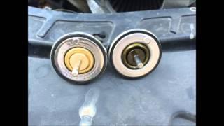 180 Degree Thermostat for Pentastar in 3.6 6-Speed FWD Platforms like Chrysler 200 Dodge Avenger