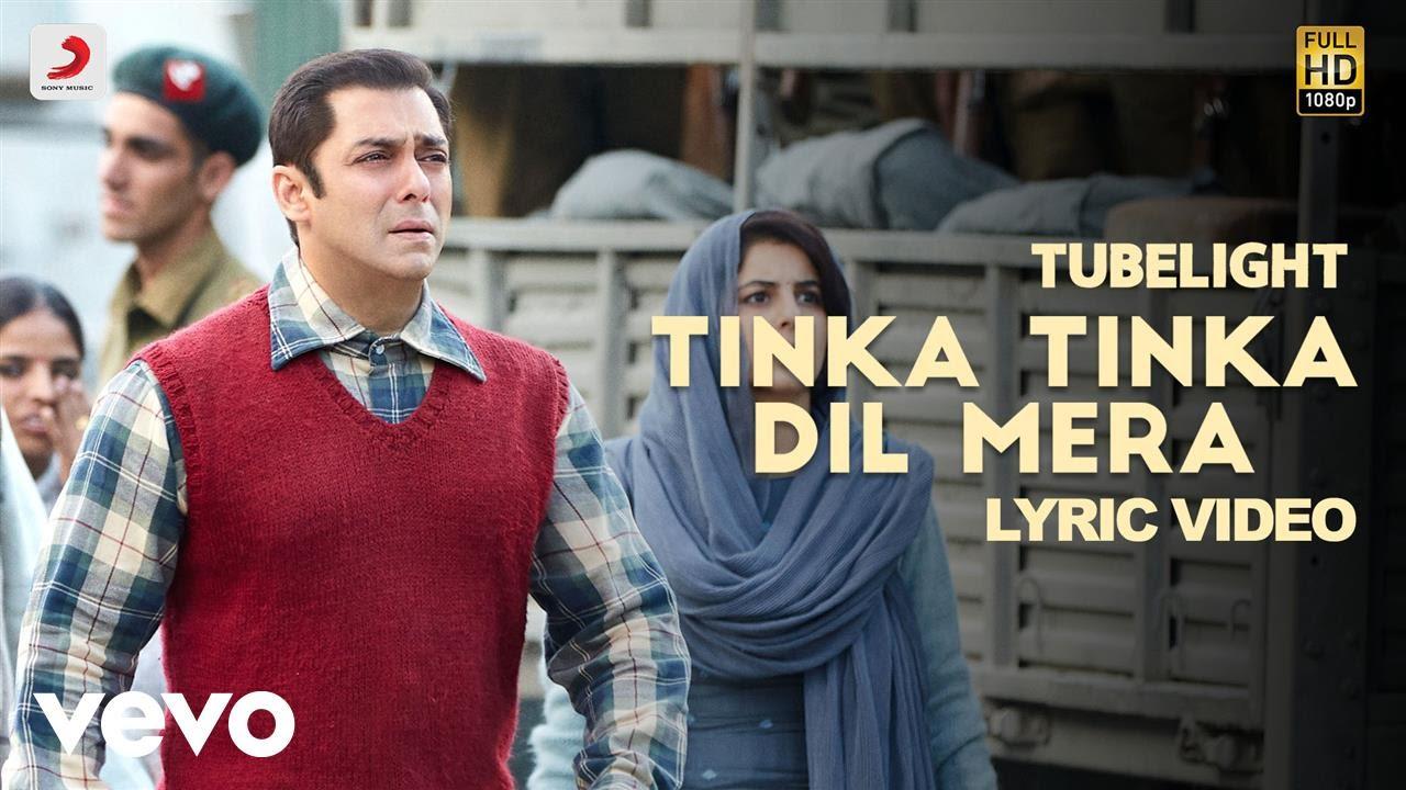 Tinka Tinka Dil Mera Lyrics