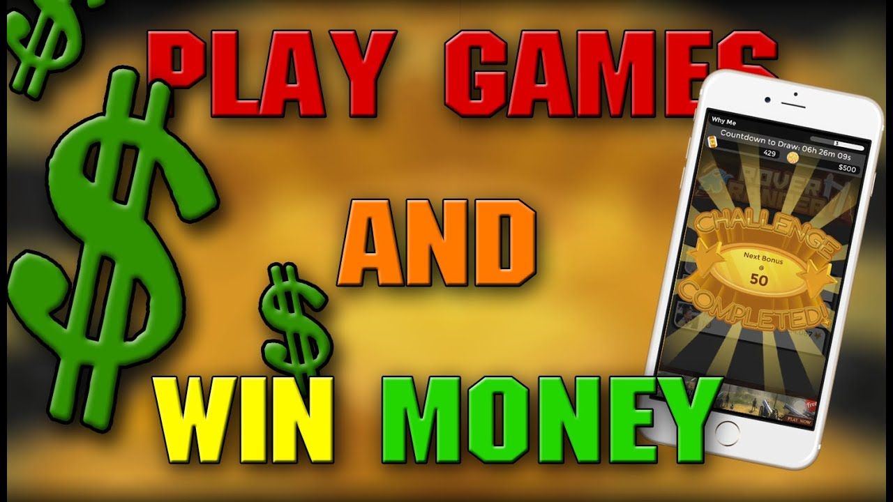 win real money