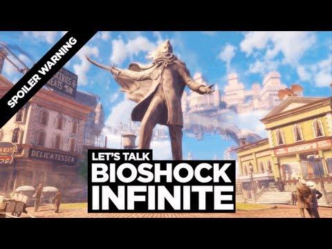 Let's Talk About the Plot of Bioshock Infinite (Spoilers)