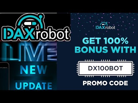daxrobot forex aamp cfd trading live how you should trade with dax robot