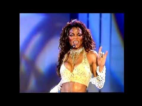 Janet Jackson All For You Live in Hawaii