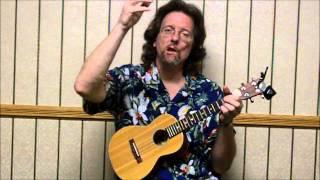 Chord Melody Uke Lessons - 2013 Evart/Midland Beginners' Workshop