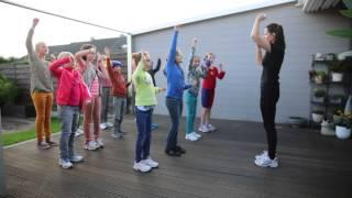 Sinterklaas wil dansen ( juf A & de pinokes) 2/11/2014
