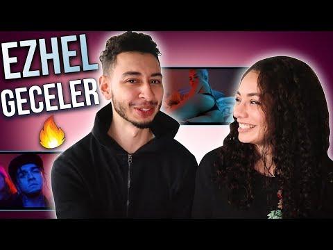 Ezhel Geceler Turkish Rap Reaction   Jay & Rengin