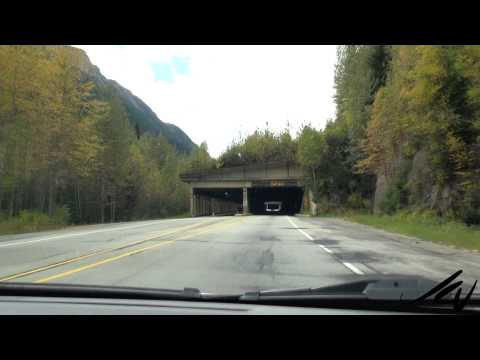 British Columbia Canada, Rocky Mountains Drive