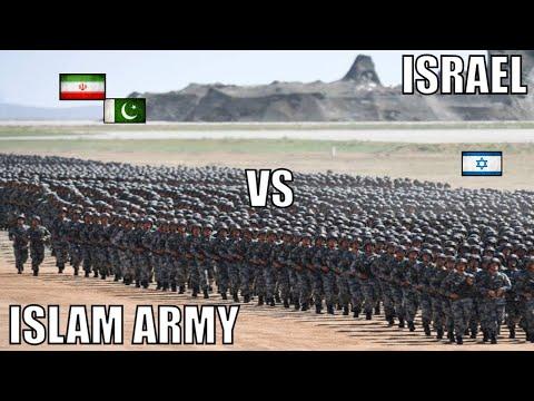 Islam Army VS Israel Military Power Comparison (Jerusalem Crisis) 2017