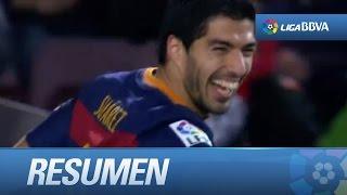 Resumen de FC Barcelona (6-1) Celta de Vigo
