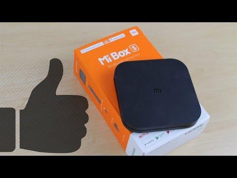 Xiaomi Mi Box S – отличная замена встроенному Smart TV
