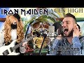 Iron Maiden Aces High VOCAL GUITAR COVER BabySaster Amp George Margaritopoulos mp3