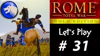 Rome Total War Scipii Campaign - Part 31 - Siege Of Corinth